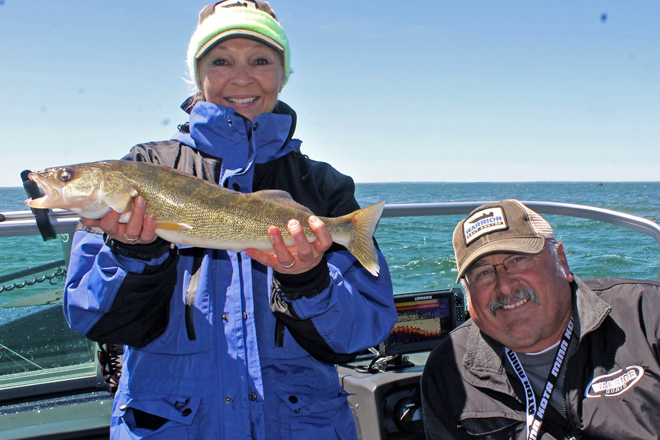 Greg clusiau fishing report minnesota grand rapids mn for Standley lake fishing