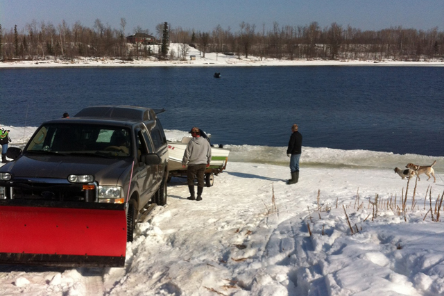 Grand rapids fish reports fishing report minnesota for Idaho ice fishing report