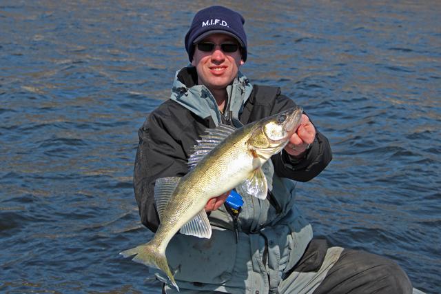 Grand rapids fish reports fishing report minnesota for Rainy river fishing report