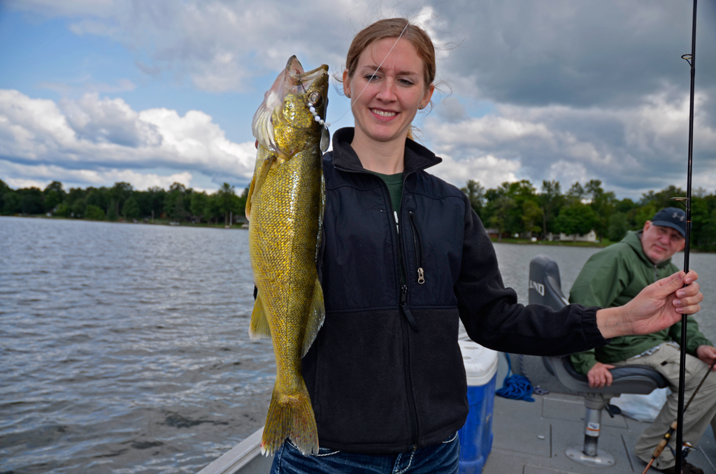 Fishrapper fishing reports archive july 2014 for Bowstring fishing report