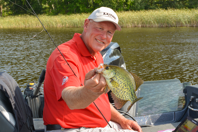 Fishing reports minnesota august 2016 reference resource for Crappie fishing report