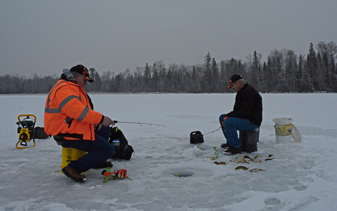 Ice fishing reports minnesota for january 2016 archive for Idaho ice fishing report