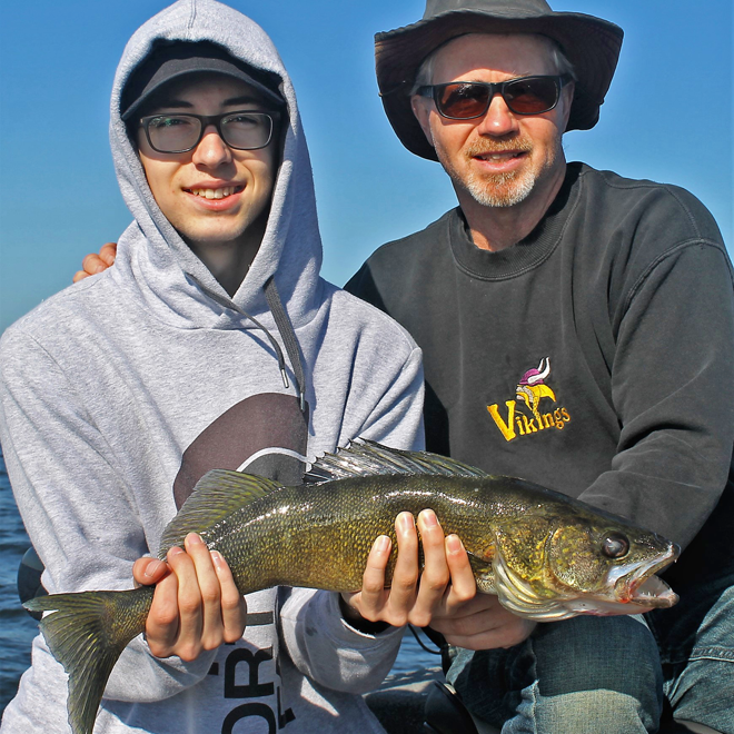 Archived Fishing Reports From Greg Clusiau 2018